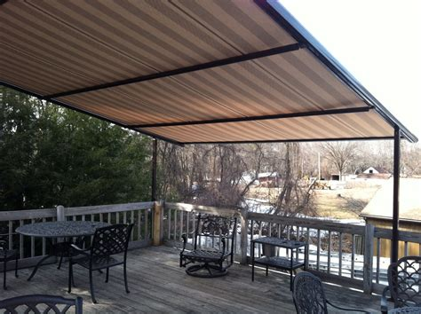 Freestanding Awnings by Sondrini Retractable Roofs And Freestanding Awnings