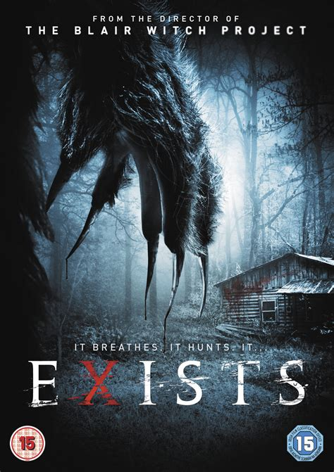 The Exists exists horror uk horror