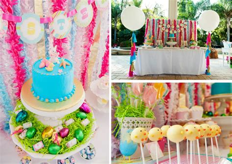 easter themed events kara s party ideas pastel easter themed spring party via