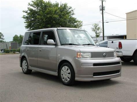 2006 scion xb engine buy used 2006 scion xb wagon 5 door 1 5l 31mpg automatic