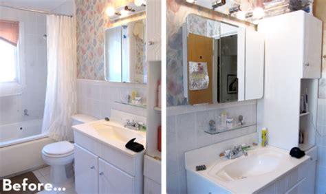 Renovation Salle De Bain Pas Cher 540 diy r 233 nover et moderniser une salle de bain