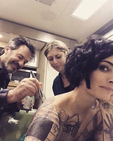 jaimie alexander tattoo 86 best doe images on jaimie