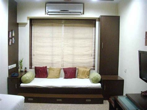 Ceiling To Floor Curtains by 1 Bhk Cheap Decorating Ideas 1 Bhk Room Design Low Space