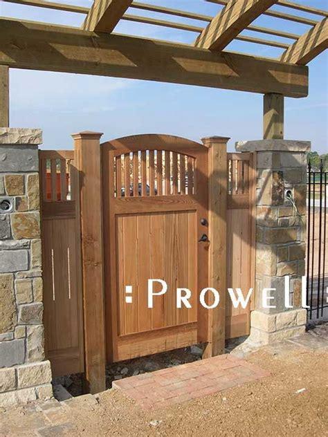 prowell woodworks original garden gate  garden