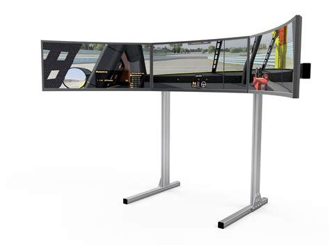 Bracket Stand 1 Monitor monitor mount 19 quot 40 quot vesa sim lab