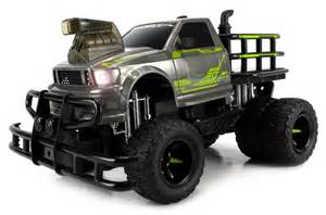 Rc Truck Dually Wheels Jungle Sky Thunder Dually Electric Rc Truck