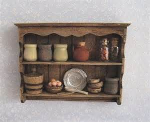 country style wall shelves 17 best images about miniature dollhouse thoughts on
