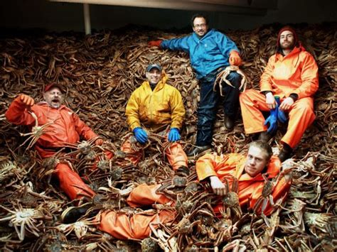 crab fishing in the bering sea is a dangerous profession