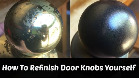 Refinish Door Knobs by How To Refinish Brass Hardware Yourself
