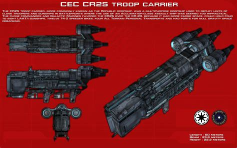 Vs 25 Cr cr 25 dropship starwarsships