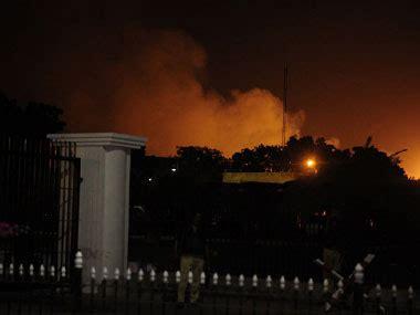 libya: main international airport closed after rival