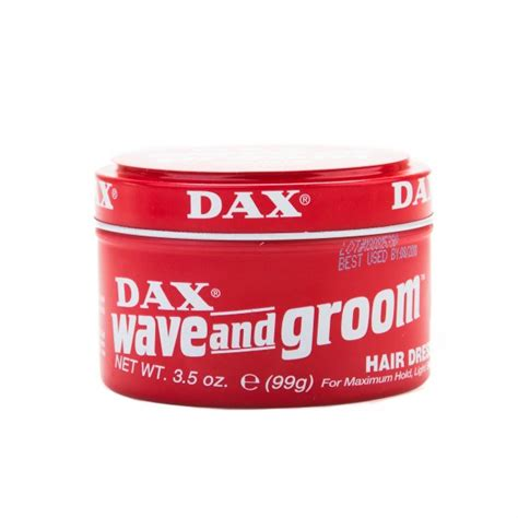 Pomade Dax Wave And Groom dax wave and groom gents