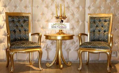Kursi Keramas Jok Abu Abu kursi teras sofa gold jok motif 187 indonesia furniture teak
