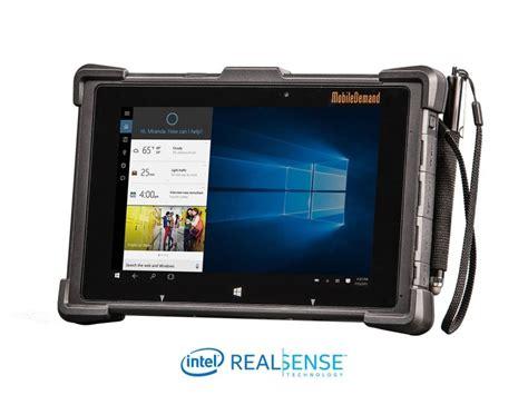 30 Feet In Meter intel s realsense 3d sensor in a rugged commercial tablet