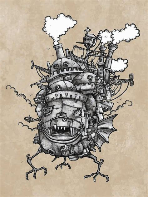 tattoo shop in elephant and castle 17 best images about howl s moving castle on pinterest