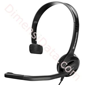 Headset Pc Murah jual headset sennheiser pc series pc 21 ii harga murah
