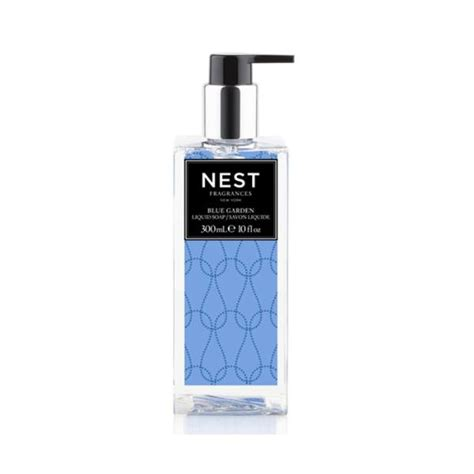 Liquid Soap Bamboo 300ml 10oz nest blue garden liquid soap 10oz