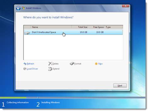 format harddisk baru windows 7 mancis dah basah cara cara buat partition hard disk