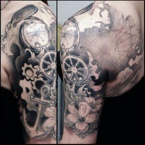 seaman tattoo design traditional nautical sailor tattoos meanings origins