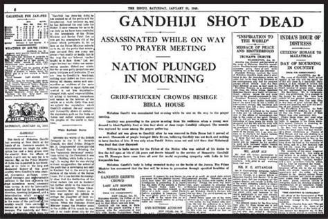 mahatma gandhi biography article mahatma gandhi remembered across the world on his death