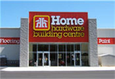 home hardware enhances retail operations smooths