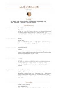 server hostess resume sles visualcv resume sles