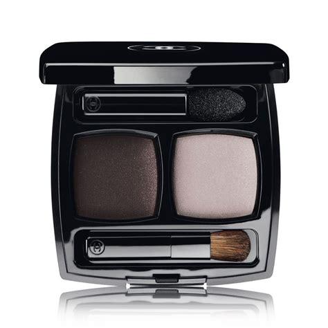 Eyeshadow Chanel ombres contraste duo eyeshadow duo makeup chanel