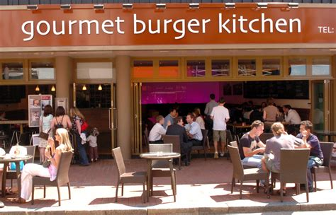 Kitchen Gourmet Company Gbk Brighton Brighton And Hove Burger Review