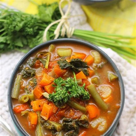 Detox Vegetable Soup Calories by Detox Vegetable Soup