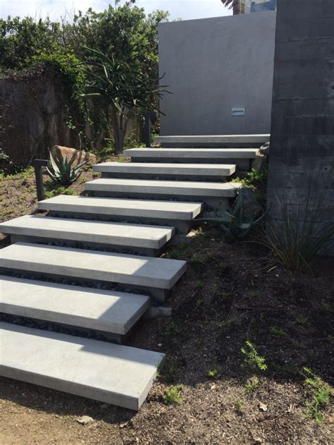 outside stairs floating stairs 187 sage outdoor designs