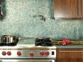 Recycled Glass Backsplashes For Kitchens by Kayla Lebaron Interiors Glass Tile Backsplash