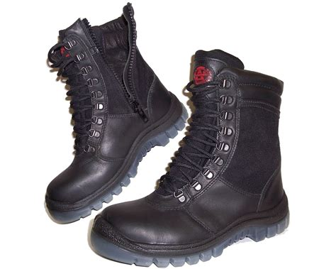 combat style boots totectors cordura combat style safety boots 2050