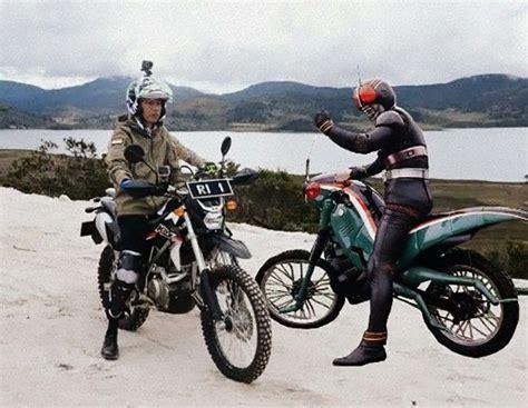 Editan Motor by 8 Foto Editan Saat Pak Jokowi Naik Motor Trail Di Papua