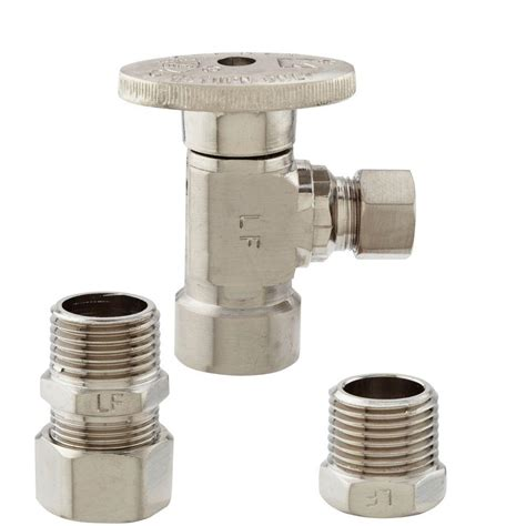 Keeney Plumbing by Upc 046224029557 Keeney Manufacturing Company Flanges 1 2 In Fip X 3 8 In Od Brass Quarter