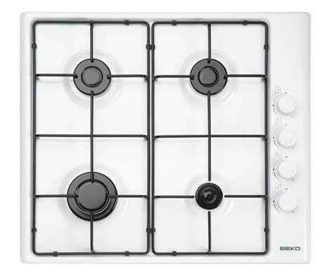 piani cottura bianchi piano cottura bianco componenti cucina