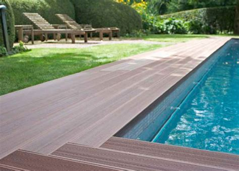 swimming pool decking xyltech composite decking pool decking marina decking