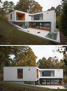 Modern Home Design Nc A New Contemporary Home In The Of Carolina