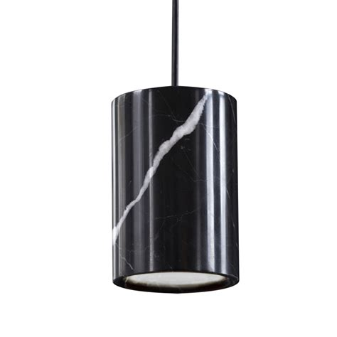Cylinder Pendant Light Terence Woodgate Solid Cylinder Pendant Light