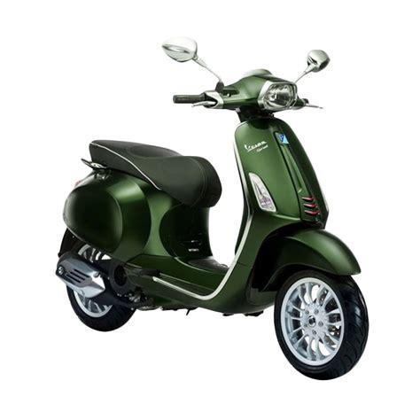 Roller Kawahara For Modern Vespa jual vespa sprint 150 i get verde muschio sepeda motor harga kualitas terjamin