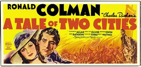 a tale of the historia de dos ciudades a tale of two cities 1935