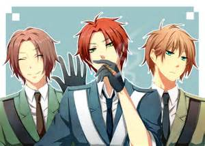 All of them are males here http hetalia wikinet org wiki england