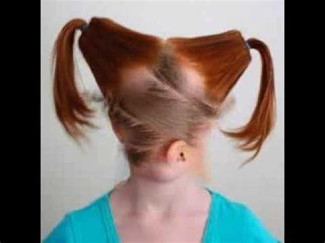 crazy hair day ideas youtube