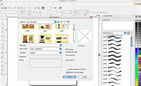 desain grafis huruf belajar desain desain grafis menggunakan coreldraw