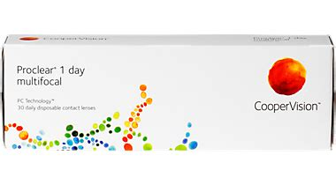 proclear 1 day multifocal 30 contact lenses l buy online