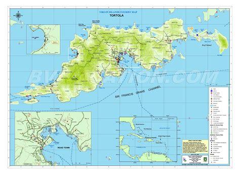 map of bvi and usvi impressum