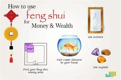 feng shui  attract money  wealth fab