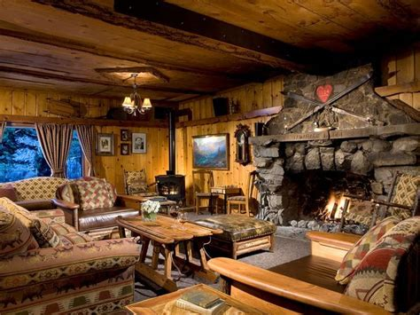 Mammoth Mountain Cabin by Rustic Fireplace At Tamrack Lodge Near Mammoth