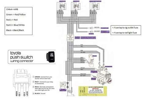 arb compressor switch wiring diagram efcaviation