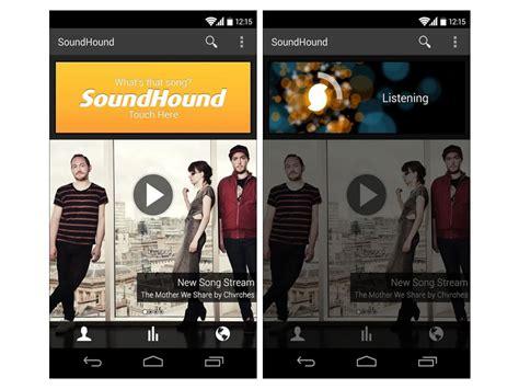 soundhound android soundhound aplikacja android pobierz
