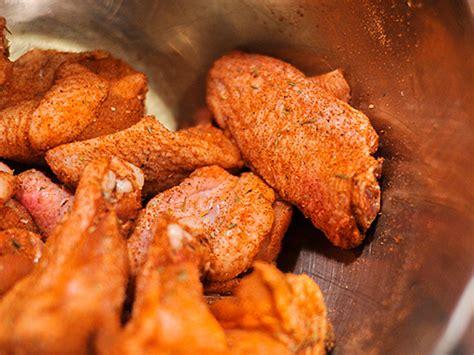 cajun chicken wings recipe dishmaps